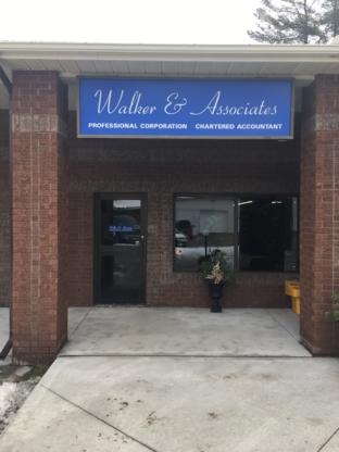 Walker & Associates - Tax Return Preparation - 613-258-3282