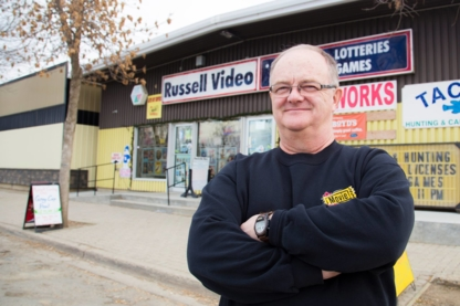 Russell Video Convenience & Tackle - Convenience Stores - 204-773-2078