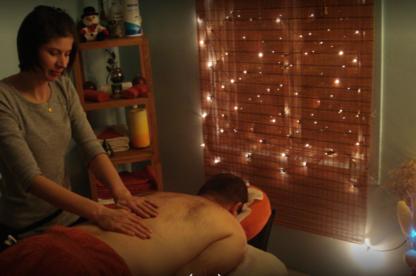 Adriana Apostol Massothérapeute - Massage Therapists