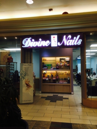 Divine Nails Inc - Eyebrow Threading - 403-314-9199