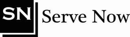 Serve Now Process Servers - Shérifs - 647-641-7930