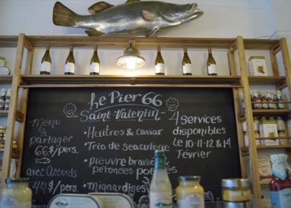 Le Pier 66 - Restaurants - 514-903-6696