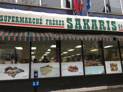 Super Marché Sakaris - Grocery Stores - 514-844-5143