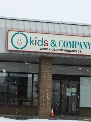 Kids & Company - Children's Service & Activity Information
