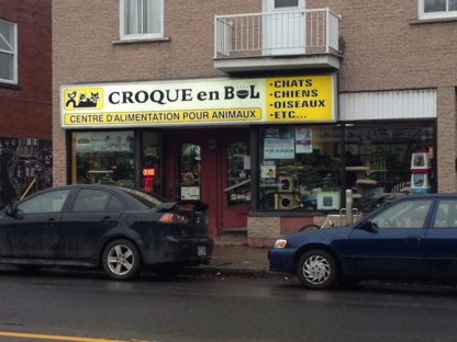 Croque En Bol - Pet Food & Supply Stores - 514-728-7954