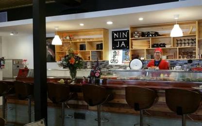 Ninja Japanese & Korean Cuisine - Sushi et restaurants japonais - 778-634-2104