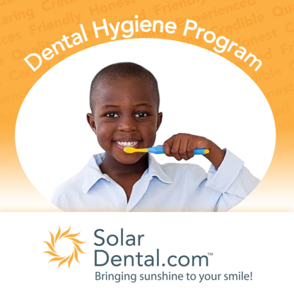 Solar Dental - Traitement de blanchiment des dents - 519-893-2790