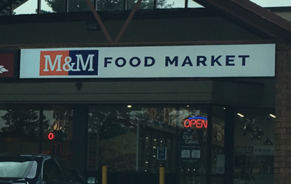 M&M Food Market - Aircraft & Private Jet Charter