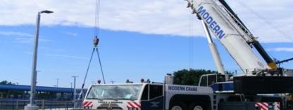 View Modern Crane Rental's Grimsby profile
