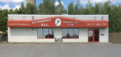 Peterborough PAC Dance Studio - Dance Lessons - 705-775-2787
