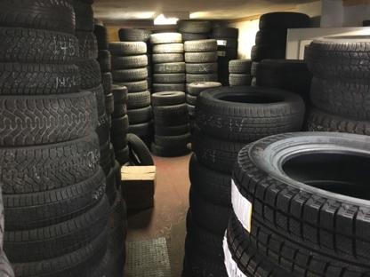 Liquidation de Pneus à Bas Prix Saint-Eustache - Tire Retailers - 514-299-2020
