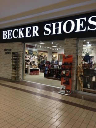 Becker Shoes Ltd - Shoe Stores - 705-787-0991