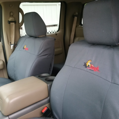 Tiger Tough Group - Car Seat Covers, Tops & Upholstery - 306-662-4090