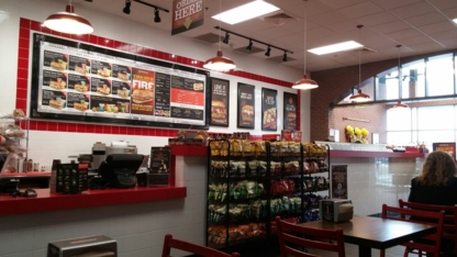 Firehouse Subs - Restaurants - 905-655-3473
