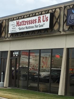 Mattresses R Us Inc - Mattresses & Box Springs - 403-277-2116