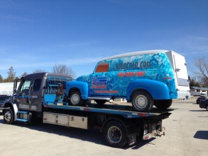 Hold Cold - Refrigeration & Cooler Rentals - Commercial Refrigeration Sales & Services