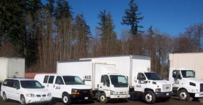 A C E Courier Services - Trucking - 250-492-5000