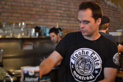 Hoche Café - Coffee Shops - 514-419-7997