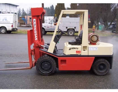 View Pacific West Forklift Service Ltd's Duncan profile