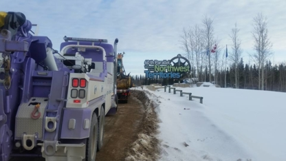 View TJ's Towing and Recovery's Edmonton profile