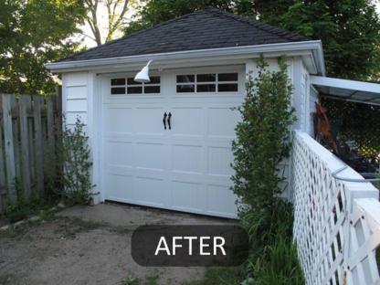 J & K Overhead Doors - Overhead & Garage Doors