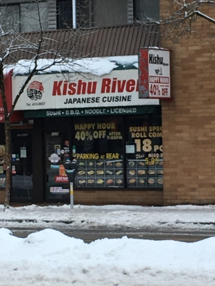 Kishu River - Sushi & Japanese Restaurants - 604-629-2035