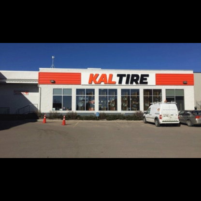Kal Tire - Tire Retailers - 587-318-3568