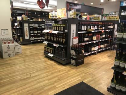 SAQ - Boutiques de boissons alcoolisées