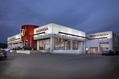 Lombardi Honda - New Car Dealers - 514-728-2222