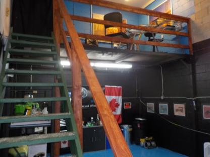 RedandWhiteCars.ca - Auto Body Repair & Painting Shops