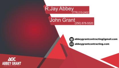 Abbey Grant contracting Ltd - Home Improvements & Renovations