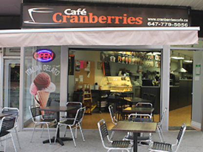 Cafe Cranberries - Restaurants latino-américains - 647-346-1920