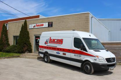 Lucas Liftruck Services Ltd - General Rental Service - 905-227-3291