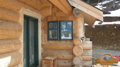Maurer Log & Timber Frame Homes - Log Cabins & Homes
