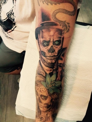 Goodfellas Ink - Tatouage