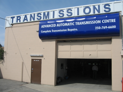 Advanced Automatic Transmission Center - Clutches - 250-769-6600