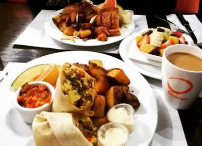Orange Café - Breakfast Restaurants - 514-487-5455
