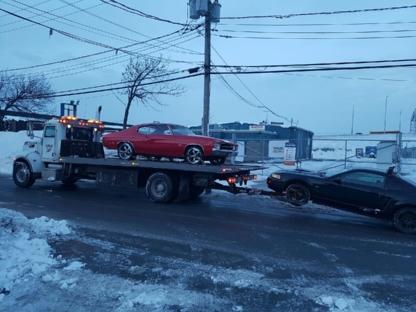 Remorquage 24/7 - Remorquage de véhicules - 438-888-0350