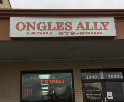 Ally - Nail Salons - 450-678-8866
