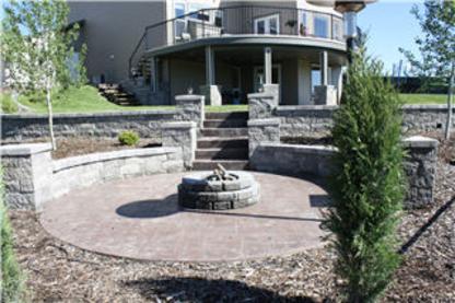 Stone Tek Landscaping Inc - Landscape Contractors & Designers - 587-896-2563