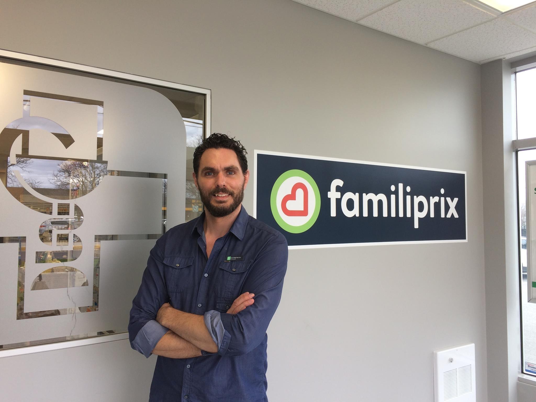 Familiprix Ian-Philip Paul-Hus (Pharmacie Affiliée