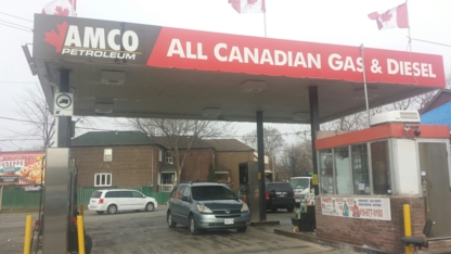 AMCO Eastern Auto Gas - Laundromats - 416-778-9245