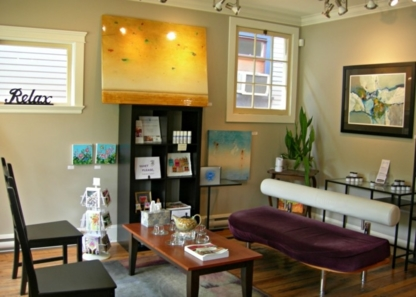 Inlet Wellness Gallery - Registered Massage Therapists - 604-939-1059
