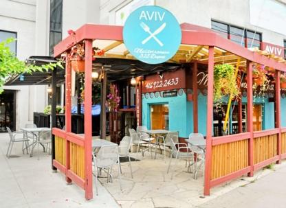 Aviv - Fish & Chips