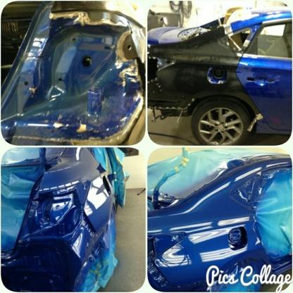 Oakville Auto Collision - Auto Body Repair & Painting Shops