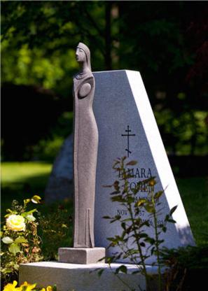 Dan Bellan Design - Monuments & Tombstones