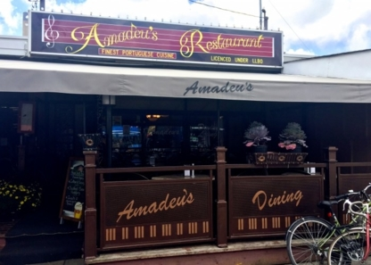 Amdeu's Restaurant - Fish & Chips - 416-591-1245