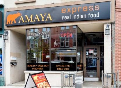 Amaya Express - Kitchener - Restaurants - 519-570-4747