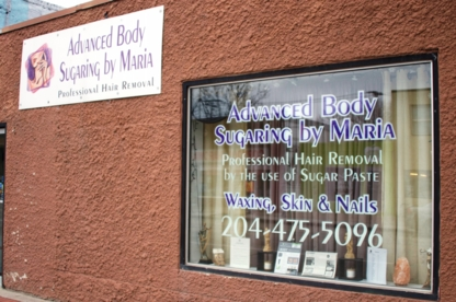 Advanced Body Sugaring & Aesthetics By Maria - Waxing