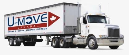U-Move Canada - General Contractors - 403-980-6683